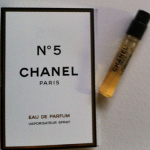 Free Sample of Chanel No 5 Eau De Parfum