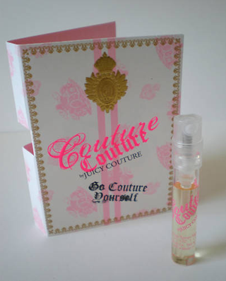 Sample of Juicy Couture Perfume