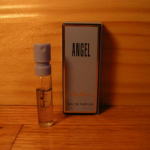 Sample of Thierry Mugler Angel