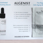 Free Sample of Algenist Regenerative Anti-Aging Moisturizer